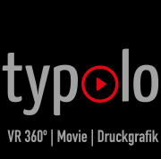 typolo | 360° virtuelle Touren Panoramen | movie | druckgrafik | digitalisierung