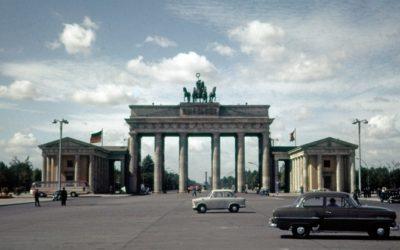 Brandenburger Tor 1959
