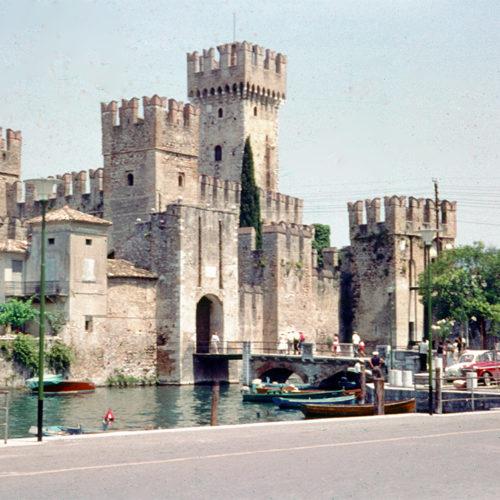 Castello Scaligero 1961